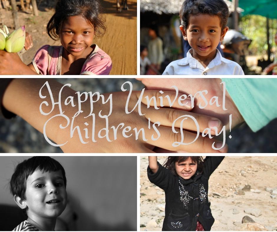 Universal Children's Day 2018